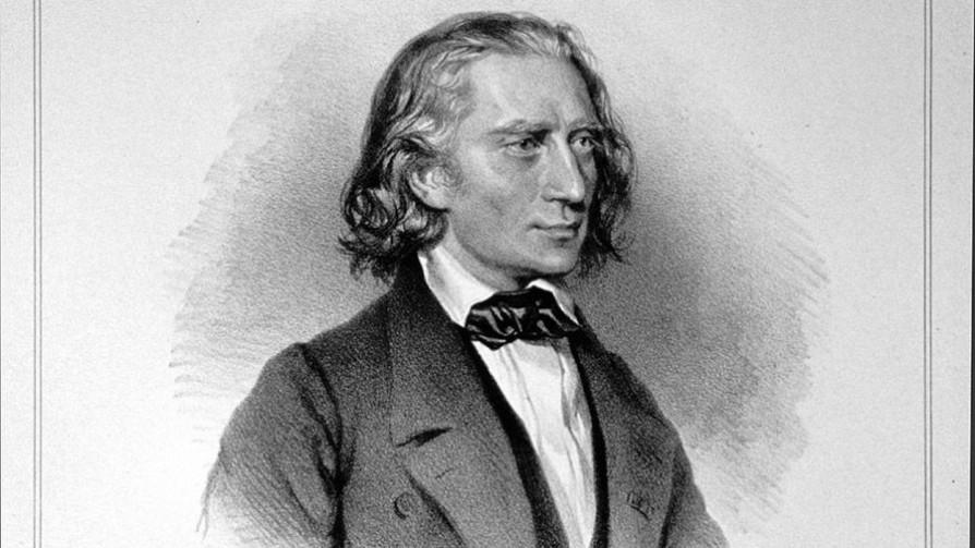 La vida de Franz Liszt, el excepcional ejecutor de piano - Segmento dispositivo - La Venganza sera terrible | DelSol 99.5 FM