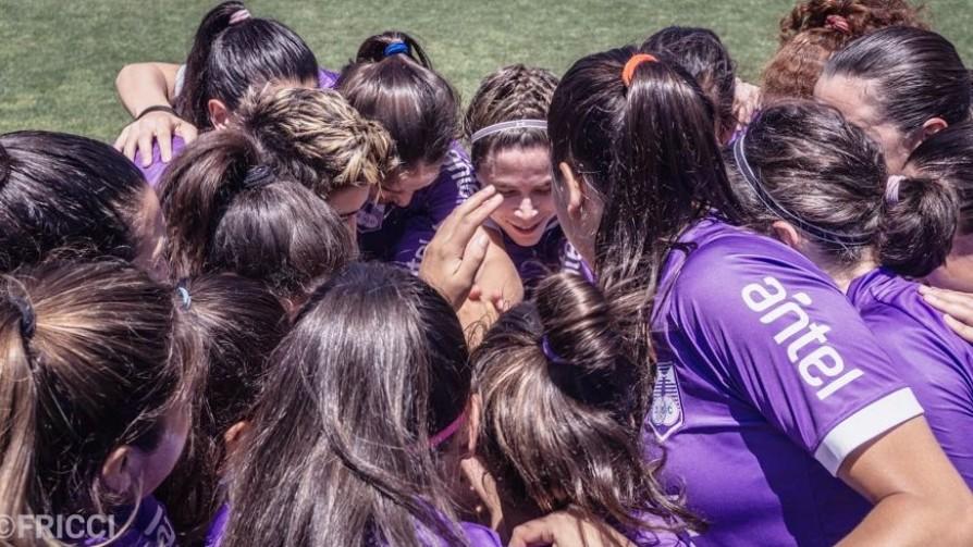 Son de primera: El proyecto del fútbol femenino en Defensor Sporting - Informes - 13a0   DelSol 99.5 FM