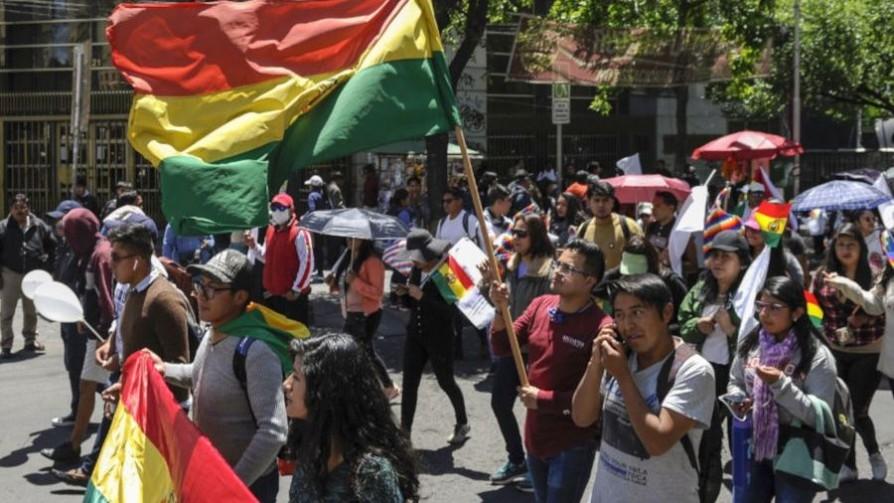 OEA aprobó resolución que urge a Bolivia a convocar elecciones - Titulares y suplentes - La Mesa de los Galanes | DelSol 99.5 FM