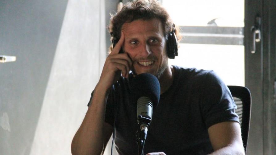Diego Forlán se sumó a La Mesa por un día - Audios - La Mesa de los Galanes | DelSol 99.5 FM