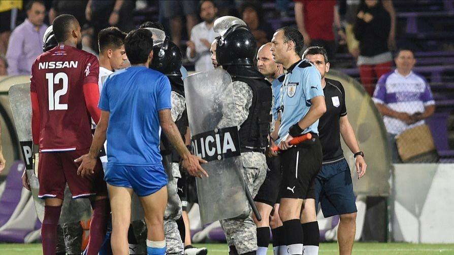 Darwin agrega al gol psicológico el gol paranoico - Darwin - Columna Deportiva - No Toquen Nada | DelSol 99.5 FM