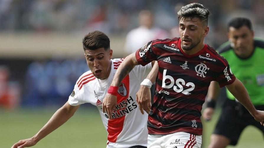 Jugador Chumbo: Giorgian De Arrascaeta - Jugador chumbo - Locos x el Fútbol | DelSol 99.5 FM
