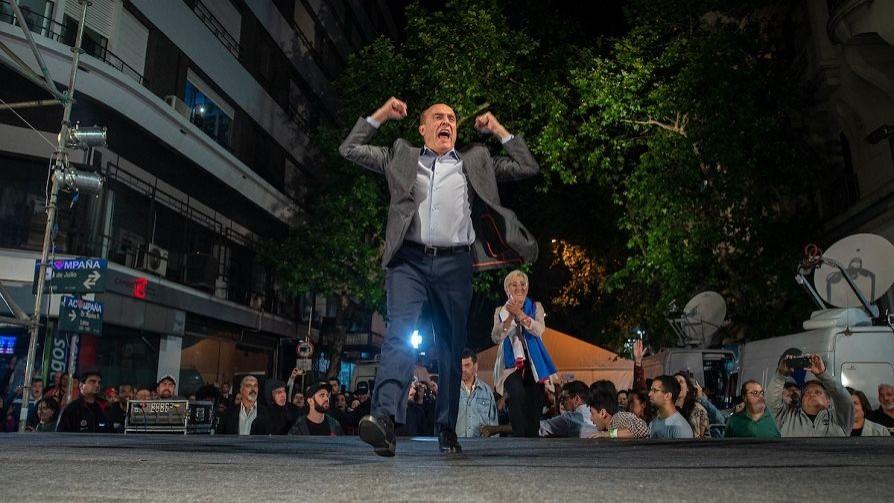 Martínez y su negativa a reconocer la derrota  - Columna de Darwin - No Toquen Nada | DelSol 99.5 FM