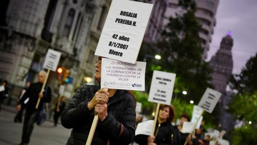 Violencia de género: Tuana ve una aliada en Argimón  - Entrevistas - Doble Click | DelSol 99.5 FM