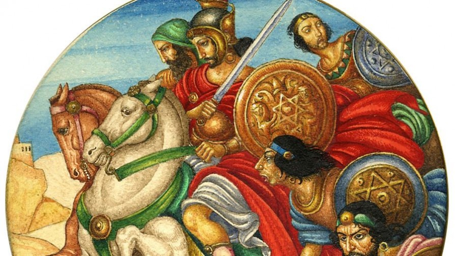La tercera guerra judeo-romana - Segmento dispositivo - La Venganza sera terrible | DelSol 99.5 FM