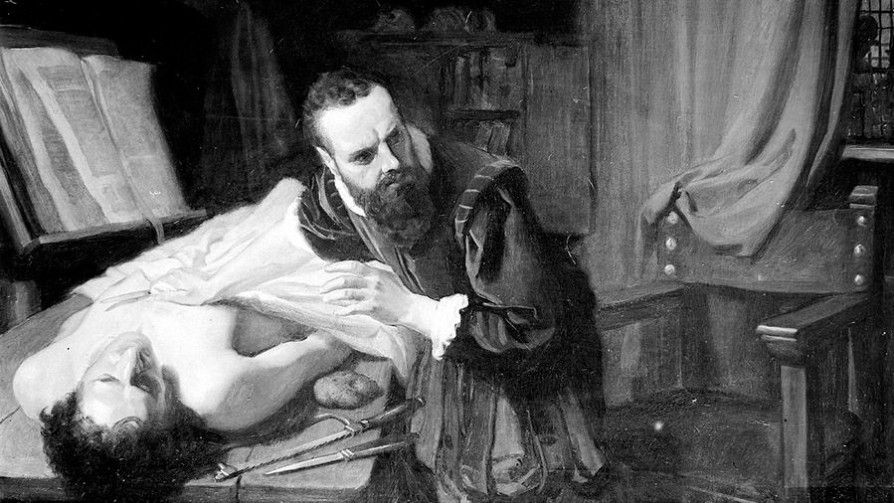 Andrés Vesalio, el primer anatomista preciso - Segmento dispositivo - La Venganza sera terrible | DelSol 99.5 FM