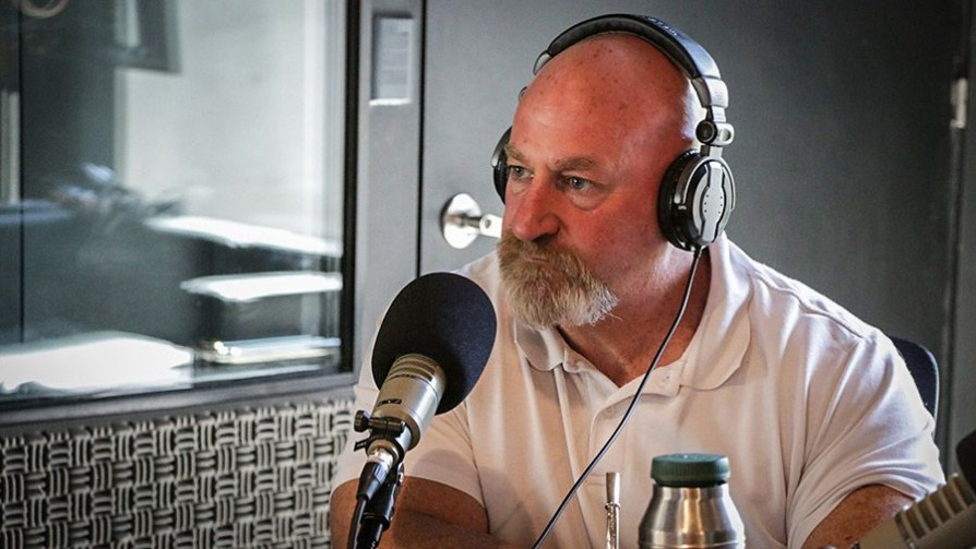 Christian Martin, el periodista admirador de Uruguay - Audios - La Mesa de los Galanes | DelSol 99.5 FM