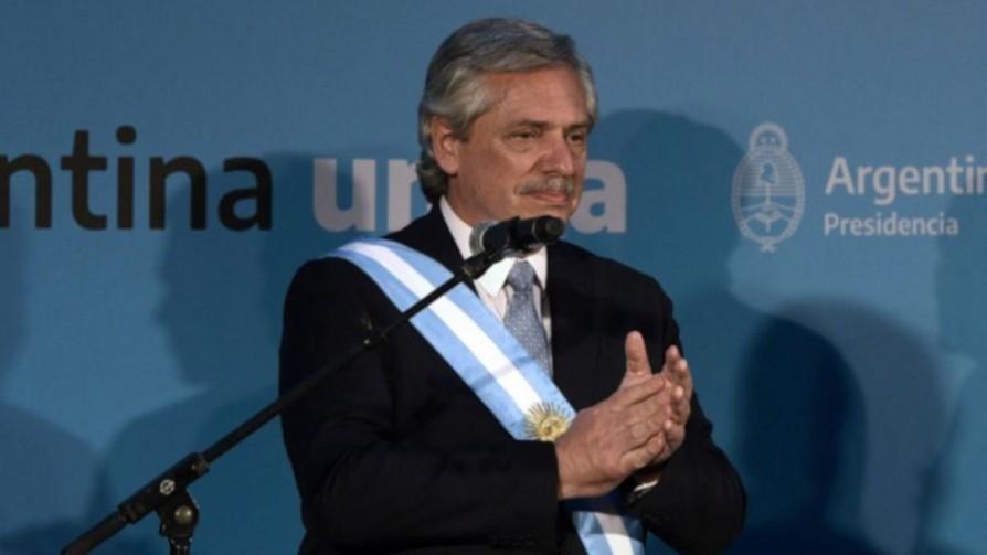 Alberto Fernández frente a la herencia macrista - Audios - Facil Desviarse | DelSol 99.5 FM
