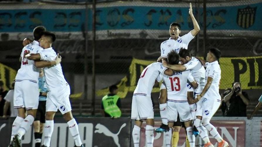 Nacional 2 - 0 Peñarol - Replay - 13a0 | DelSol 99.5 FM