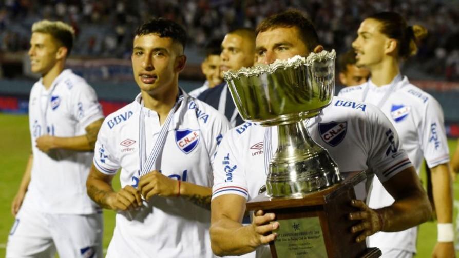 Nacional campeón del Torneo Clausura 2019 - Titulares y suplentes - La Mesa de los Galanes | DelSol 99.5 FM