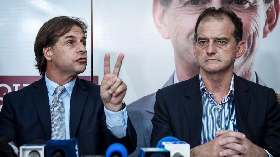 Los ministros de CA: Lacalle encontró una solución llena de problemas - Departamento de periodismo electoral - No Toquen Nada | DelSol 99.5 FM