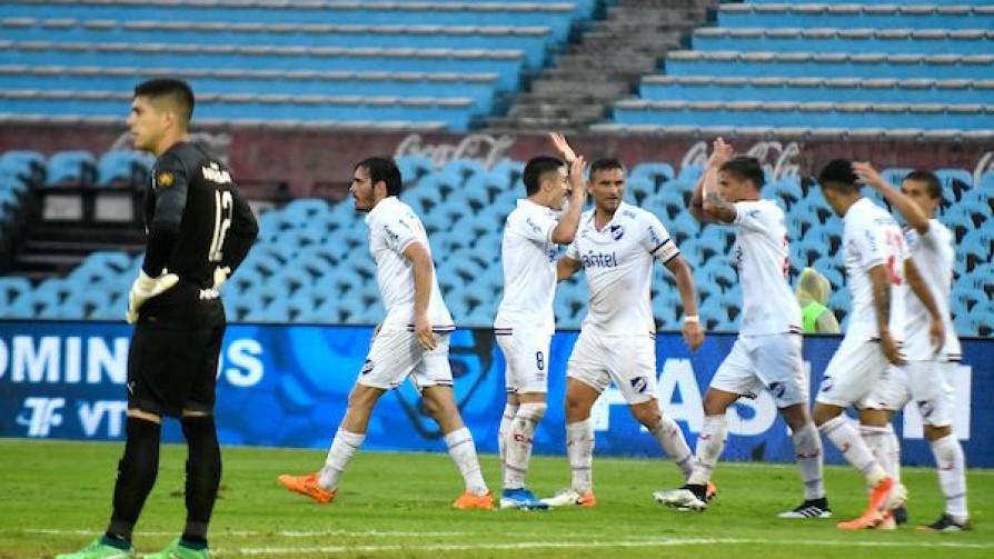 Nacional 1 - 0 Peñarol - Replay - 13a0 | DelSol 99.5 FM