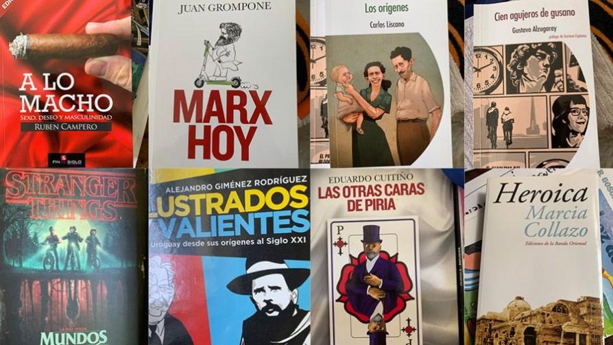Popurrí de lectura para comprar libros en Navidad - Un cacho de cultura - Quién te Dice | DelSol 99.5 FM