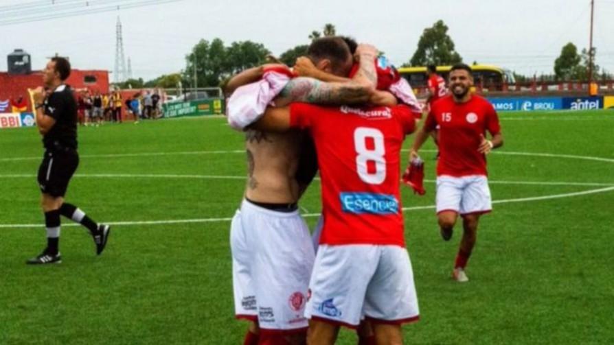 La vuelta de Rentistas al círculo de privilegio del fútbol uruguayo - Deporgol - La Mesa de los Galanes | DelSol 99.5 FM
