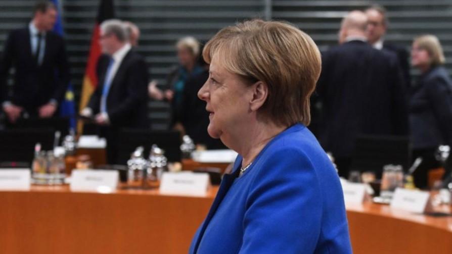 Cómo se reparte el gabinete en Alemania y por qué Kechichián no se irá con honores - NTN Concentrado - No Toquen Nada | DelSol 99.5 FM