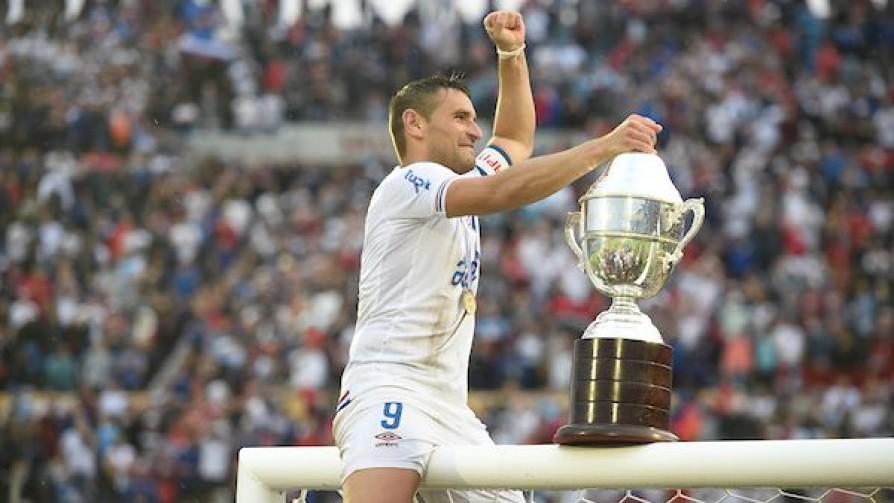 Nacional campeón uruguayo - Limpiando el plato - 13a0 | DelSol 99.5 FM