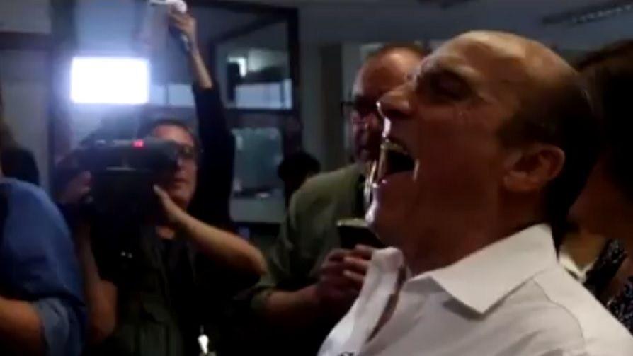 El regreso de la risa frenética de Martínez y Mieres ministro - Columna de Darwin - No Toquen Nada | DelSol 99.5 FM