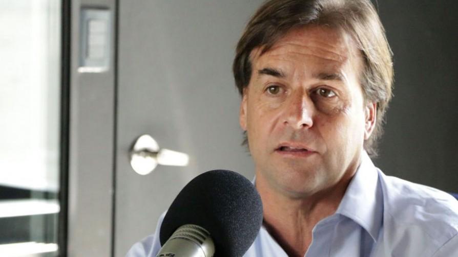 El presidente electo Luis Lacalle Pou se coló en la Sobremesa - Sobremesa - La Mesa de los Galanes | DelSol 99.5 FM
