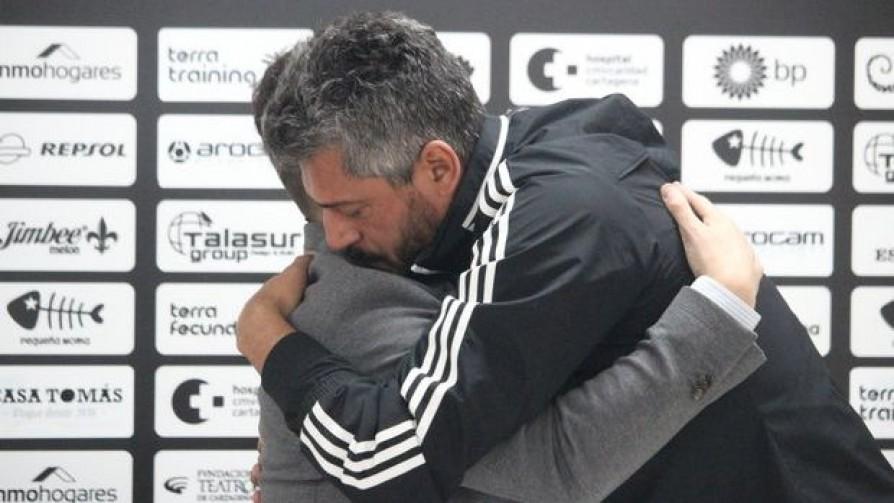 La emoción del adiós: Munúa vuelve a Nacional - Informes - 13a0 | DelSol 99.5 FM