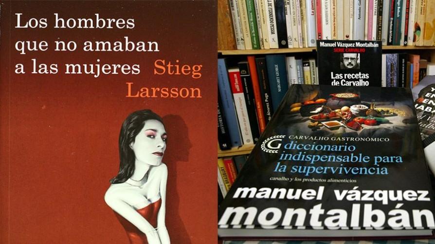 Larsson vs Vázquez Montalbán - Un cacho de cultura - Quién te Dice | DelSol 99.5 FM