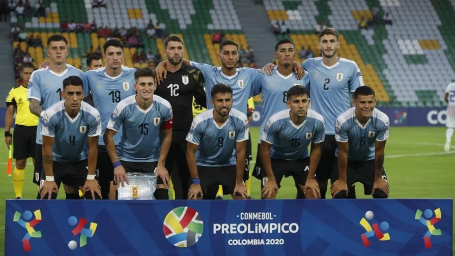 Las figuras que tiene Uruguay en el Preolímpico  - Diego Muñoz - No Toquen Nada | DelSol 99.5 FM