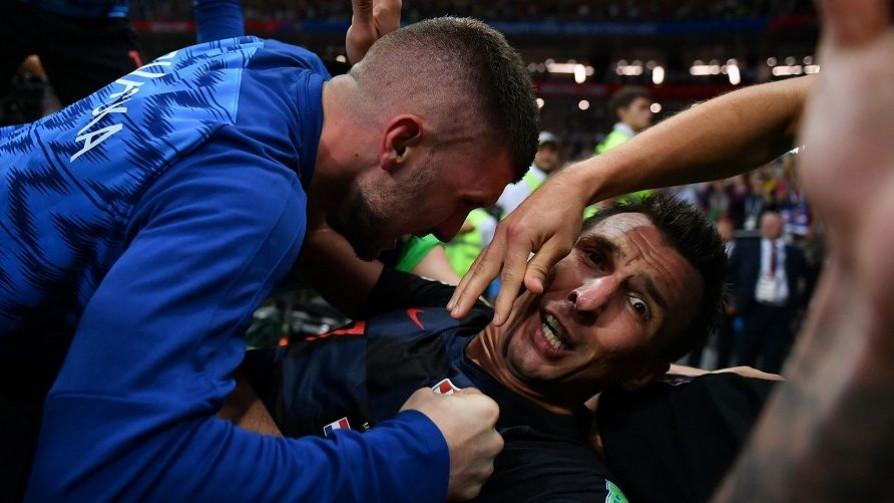 El fotógrafo atropellado por los croatas y los muros que se le aparecen a Martínez - NTN Concentrado - No Toquen Nada | DelSol 99.5 FM