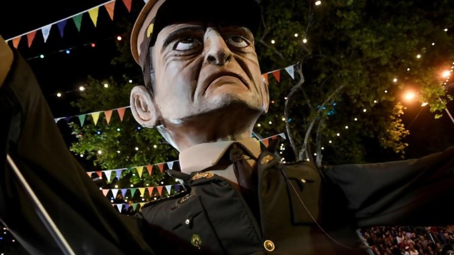 Campiglia recibe el Carnaval - Edison Campiglia - La Mesa de los Galanes | DelSol 99.5 FM