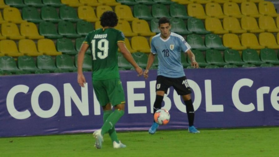 Uruguay 2 - 3 Bolivia - Replay - 13a0 | DelSol 99.5 FM
