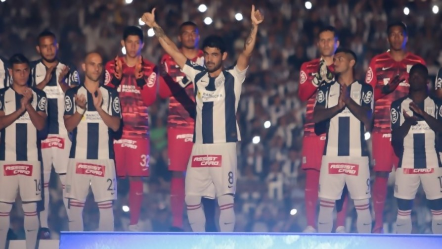 Jugador Chumbo: Luis Aguiar - Jugador chumbo - Locos x el Fútbol | DelSol 99.5 FM