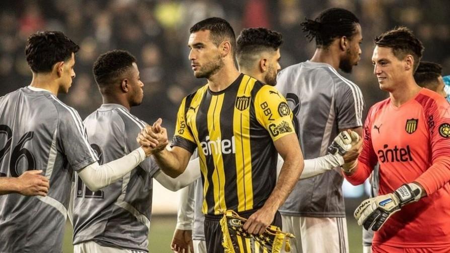 Los Angeles vs Peñarol - Audios - Locos x el Fútbol | DelSol 99.5 FM