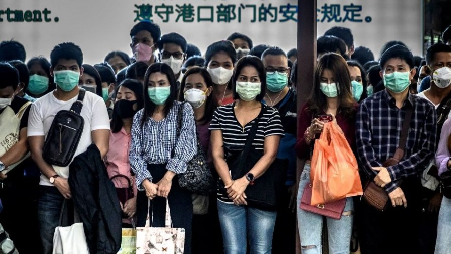 """El """"nuevo coronavirus"""": por qué es más agresivo - Informes - No Toquen Nada   DelSol 99.5 FM"""