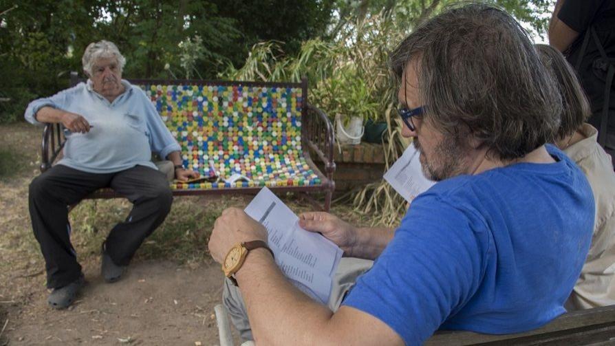 El comentario de Darwin sobre el documental de Kusturica sobre Mujica - NTN Concentrado - No Toquen Nada | DelSol 99.5 FM