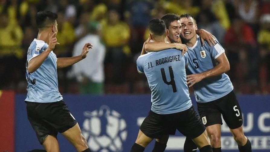 """""""Uruguay logró la victoria que necesitaba para tener la ilusión de ir a los Juegos Olímpicos"""" - Comentarios - 13a0   DelSol 99.5 FM"""