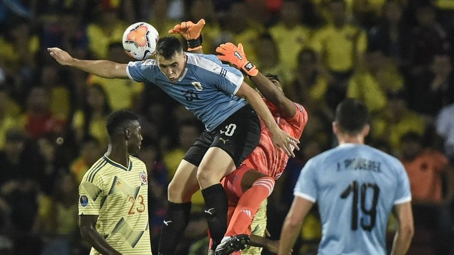 Colombia 1 - 3 Uruguay - Replay - 13a0 | DelSol 99.5 FM
