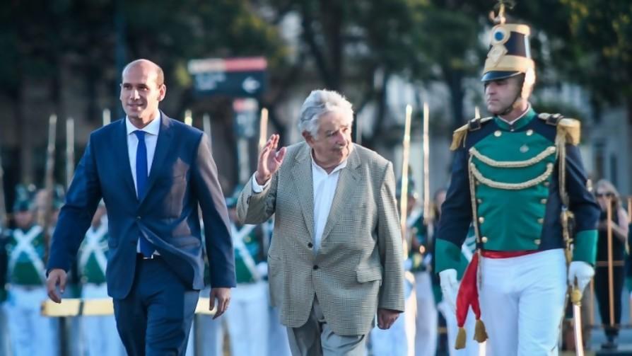 El enojo de Mujica con los ambientalistas antes de asumir la presidencia del Senado - Informes - No Toquen Nada | DelSol 99.5 FM