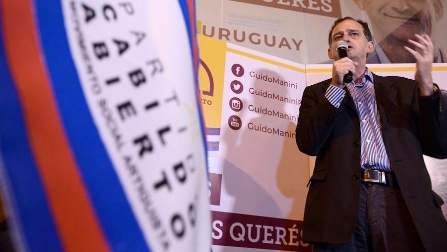Cabildo Abierto no especificó la mitad de sus gastos de campaña - Informes - No Toquen Nada | DelSol 99.5 FM