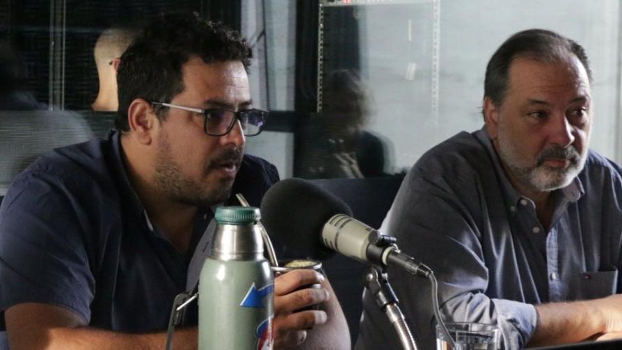 En un minuto: la anécdota de Sánchez y Gandini, el primer debate y el reconocimiento - MinutoNTN - No Toquen Nada | DelSol 99.5 FM