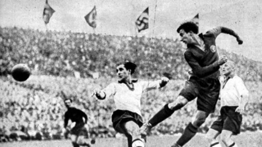 El mejor goleador de España contra los nazis - Informes - 13a0 | DelSol 99.5 FM