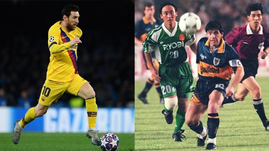 ¿Cuál de las vidas te gustaría vivir más, la de Messi o la de Maradona? - Sobremesa - La Mesa de los Galanes   DelSol 99.5 FM