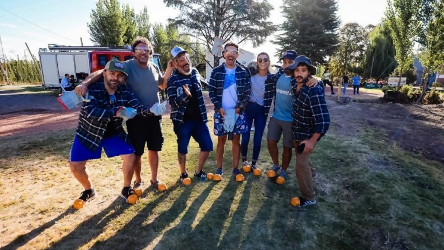 Relatos de una jornada en Patagonia  - La Charla - La Mesa de los Galanes | DelSol 99.5 FM