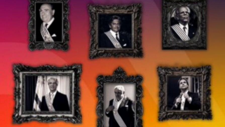 Historia de las asunciones presidenciales en Uruguay - Audios - Abran Cancha | DelSol 99.5 FM