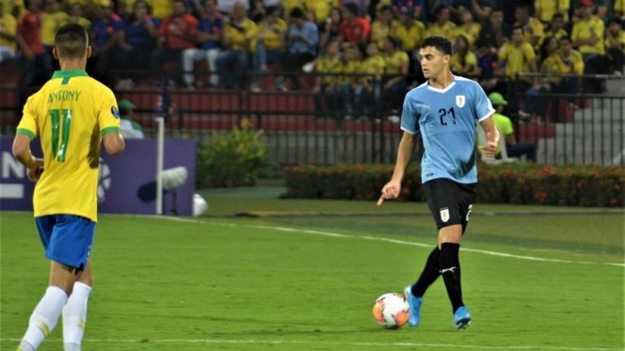Jugador Chumbo: Agustín Oliveros - Jugador chumbo - Locos x el Fútbol | DelSol 99.5 FM