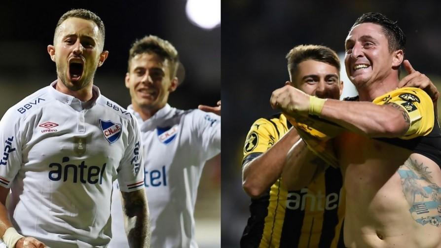 Los dos empates a lo grande de Peñarol y Nacional - Darwin - Columna Deportiva - No Toquen Nada | DelSol 99.5 FM