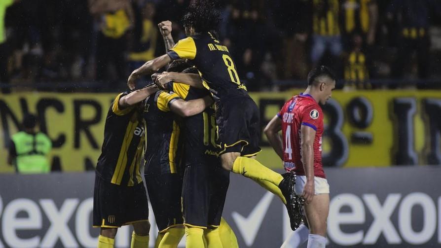 Peñarol 1 - 0 Jorge Wilstermann - Replay - 13a0 | DelSol 99.5 FM