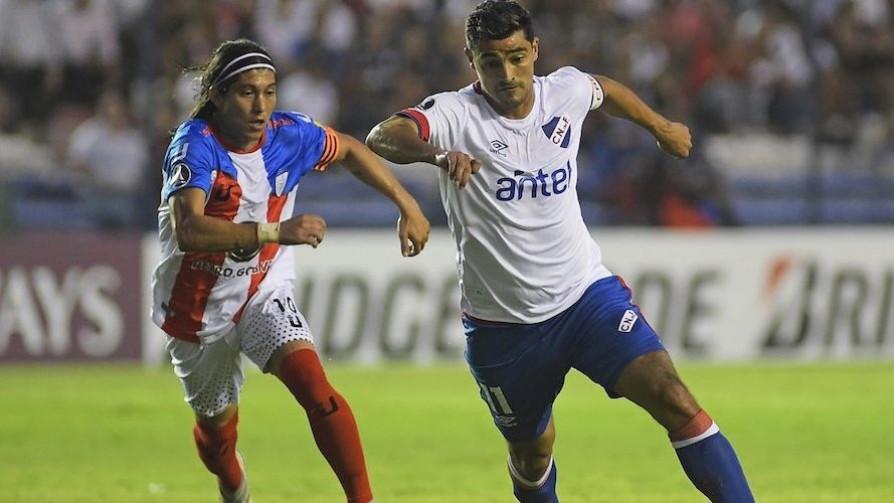 """Nacional ganó y arrancó bien en la Libertadores aunque el equipo dejó algunas dudas"" - Comentarios - 13a0 | DelSol 99.5 FM"