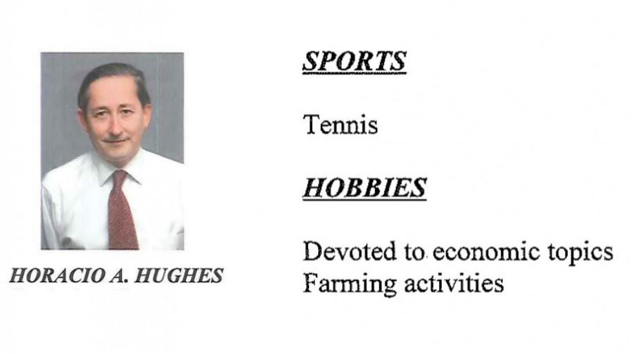 BPS: futuro presidente mandó CV en inglés donde dice que juega al tenis - Departamento de Periodismo de Opinión - No Toquen Nada | DelSol 99.5 FM