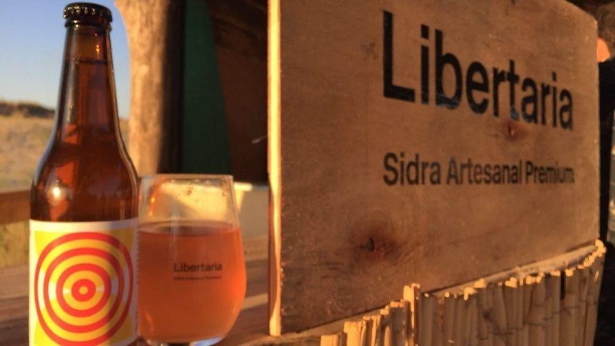 Libertaria, sidra artesanal - Clase abierta - Quién te Dice | DelSol 99.5 FM