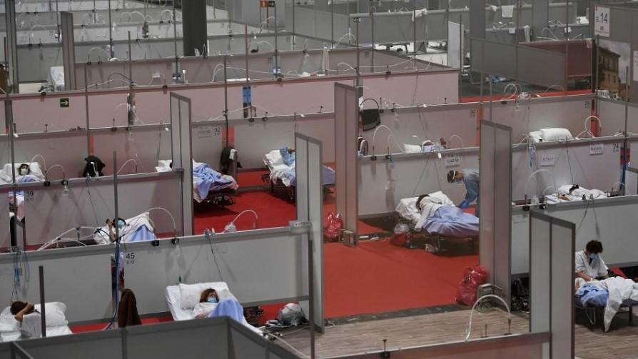 España: ¿qué les pasó? Una visión de la crisis desde los CTI - Entrevistas - No Toquen Nada | DelSol 99.5 FM