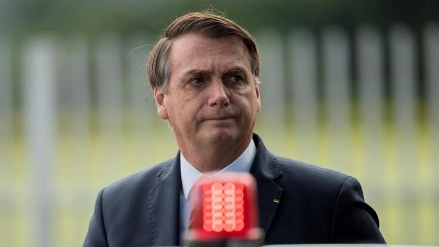 Bolsonaro, el ayuno contra el virus y su aprobación - Denise Mota - No Toquen Nada | DelSol 99.5 FM