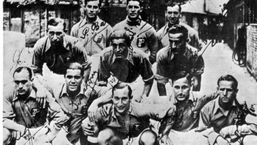 Revolución en la Revolución: Los vascos y el fútbol soviético - Informes - 13a0 | DelSol 99.5 FM